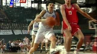 Евробаскет-1993 (м). Россия – Хорватия