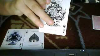 bicycle cards top 5 ace of spades