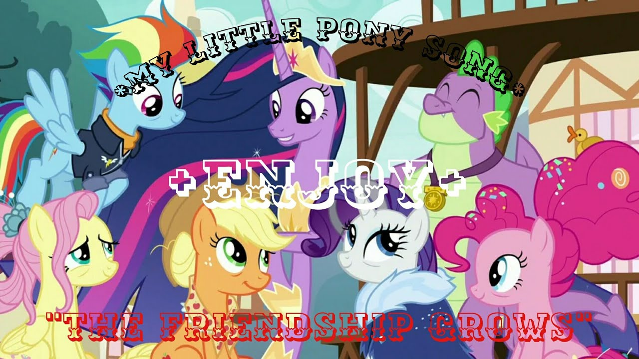 my little pony the last songsubtitle indonesia  youtube