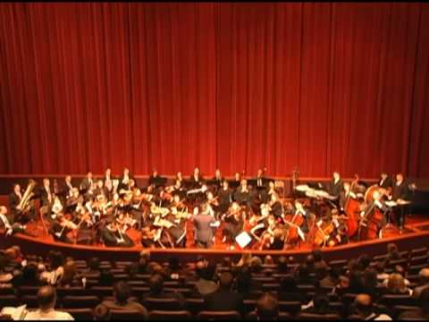 Blue Tango by Leroy Anderson - Performed by the Mormon Orchestra of Washington DC