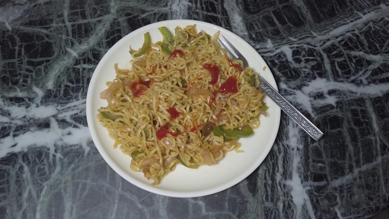 Noodles Top Ramen Recipe