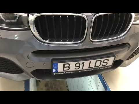 bmw x3 f25 remediere probleme turbo youtube. Black Bedroom Furniture Sets. Home Design Ideas