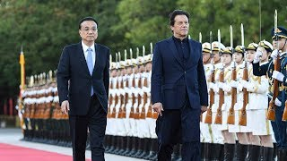China-Pakistan bilateral ties development is a top priority