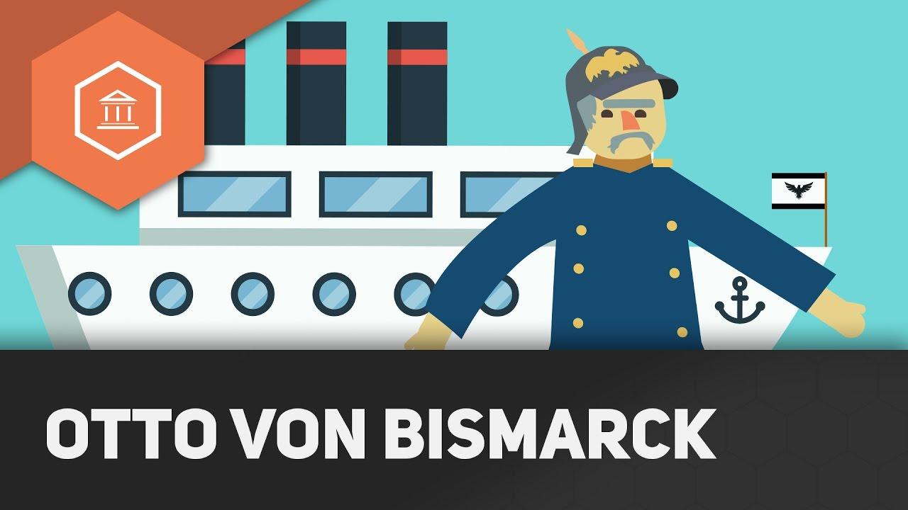 Otto Von Bismarck In Preußen Das Deutsche Kaiserreich Gehe Auf