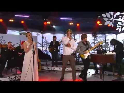 Mando Diao - I Ungdomen (Live Moraeus Med Mera 2012)