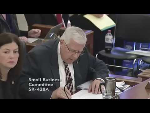 Senator Mike Enzi Claims His Senate Office Is a Small Business