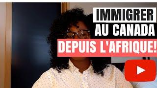 Immigrer au Québec/Canada pour les africains