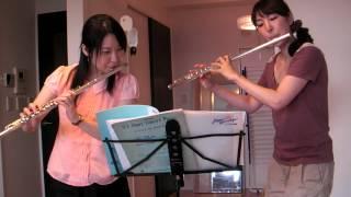 Flute Duet - Happy Birthday