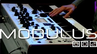Presentation: Modulus 002 12 Voice Poly Progress