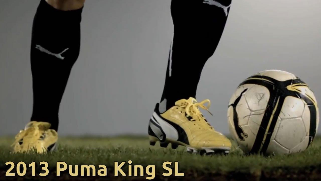 puma king sl yellow