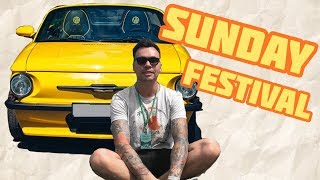 ЗапоршЕ, Buick 7,5 литров, Geely из лего, Opel Kadett c ламбо дверями. Sunday Festival 2019