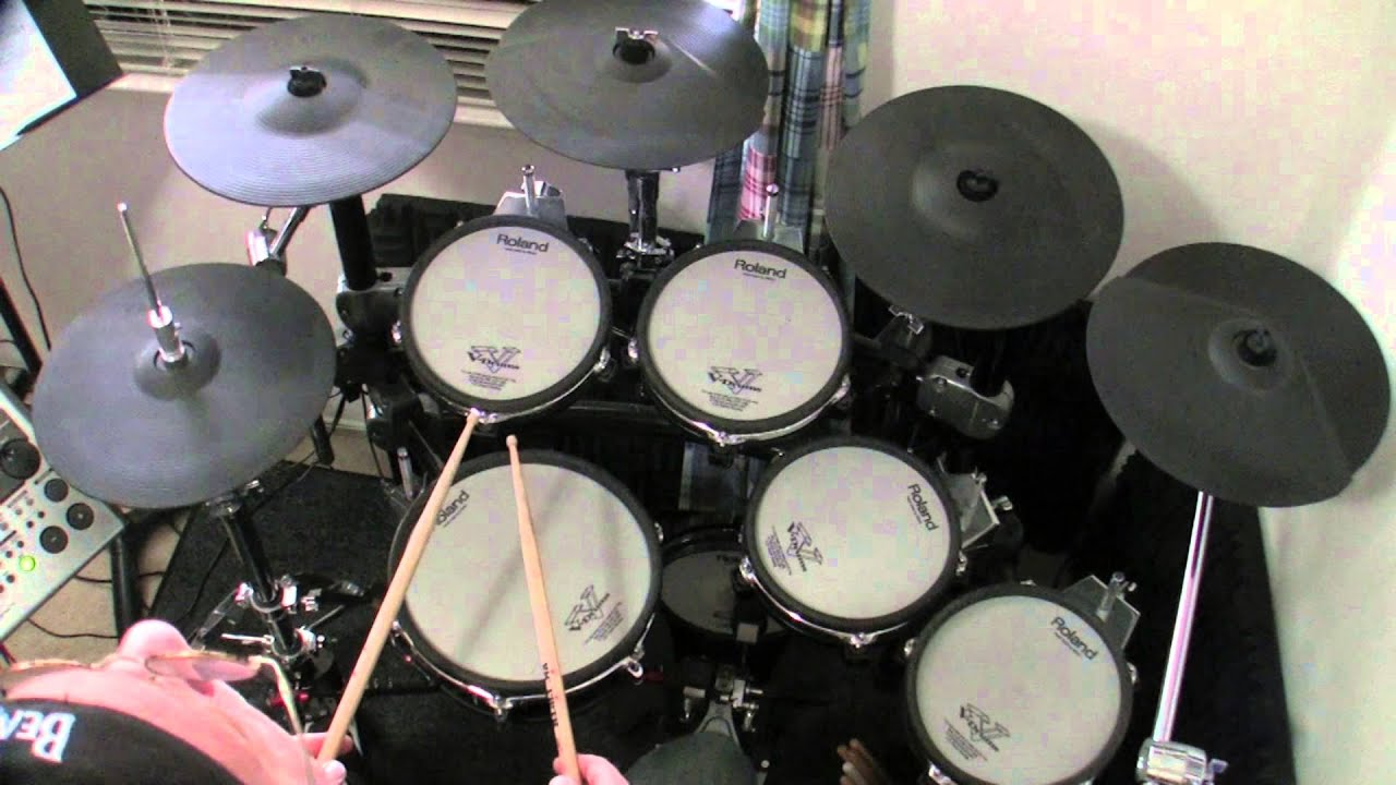 Foreplaylong Time - Boston Drum Cover - Youtube-4113