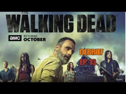 Download DEBRIEF The walking dead EP 13 !! Daryl vs Beta !!
