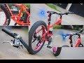 How to Make a Electric Bike - Air bike