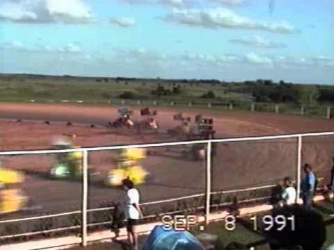 Dutton's Speedway, Sept. 1991