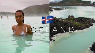 ICELAND TRAVEL VLOG : Blue Lagoon, Hostel Experience | Reykjavik
