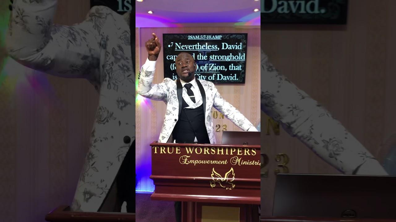 "P1b-DEMOLISHING SATANIC STRONGHOLD FORCES""-Binding the strongman-Dr.Thomas Mukala-Twwem Sandton - YouTube"