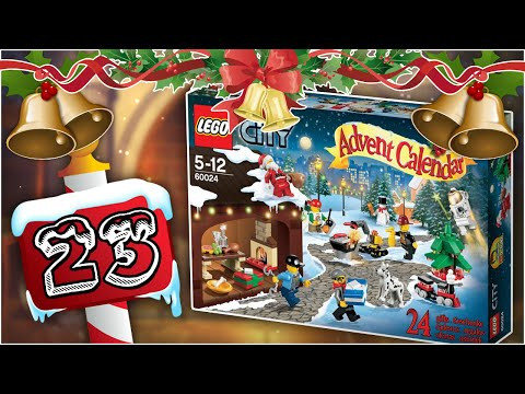 LEGO City Advent Calender - Day 23 - December 23rd