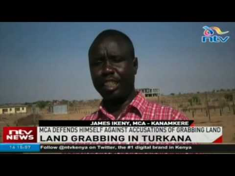 Turkana residents decry rising cases of land grabbing