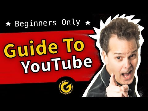 Beginners Guide to Starting a YouTube Channel