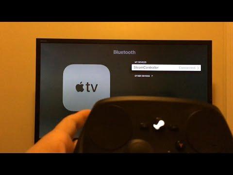 Steam Link App + Steam Controller Setup On Apple Tv