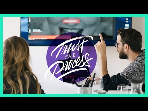 Trust The Process: Creative Presentation & Web Design (Episode 3)