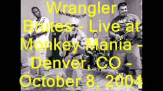 Wrangler Brutes - Male Fraud - Live.wmv