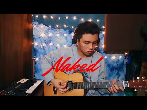 Naked - James Arthur (Acoustic) (Zack Tabudlo Cover)