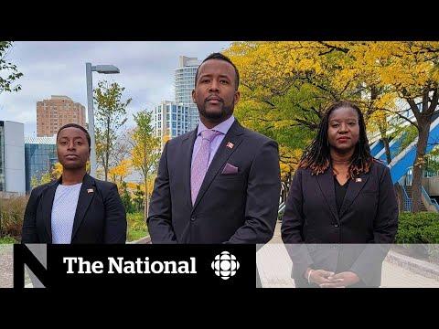 CBC News: The National: Black civil servants allege discrimination in government lawsuit