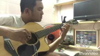 Tình Nồng - [Mitxi Tòng] Guitar Solo