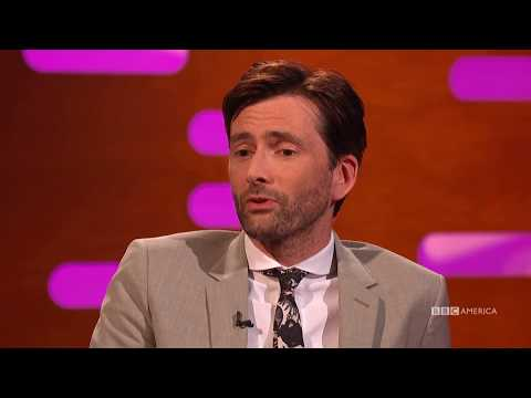 David Tennant Discusses His Statistically Unlikely Marriage  The Graham Norton