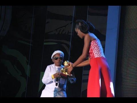 Nandy Tanzania Wins Afrima 2017 Best Female Artiste In