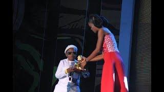 Nandy (Tanzania) wins AFRIMA 2017 Best Female Artiste in Eastern Africa