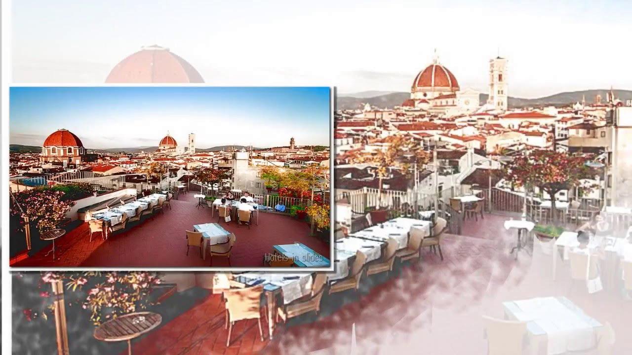Grand Hotel Baglioni Florence Italy Youtube