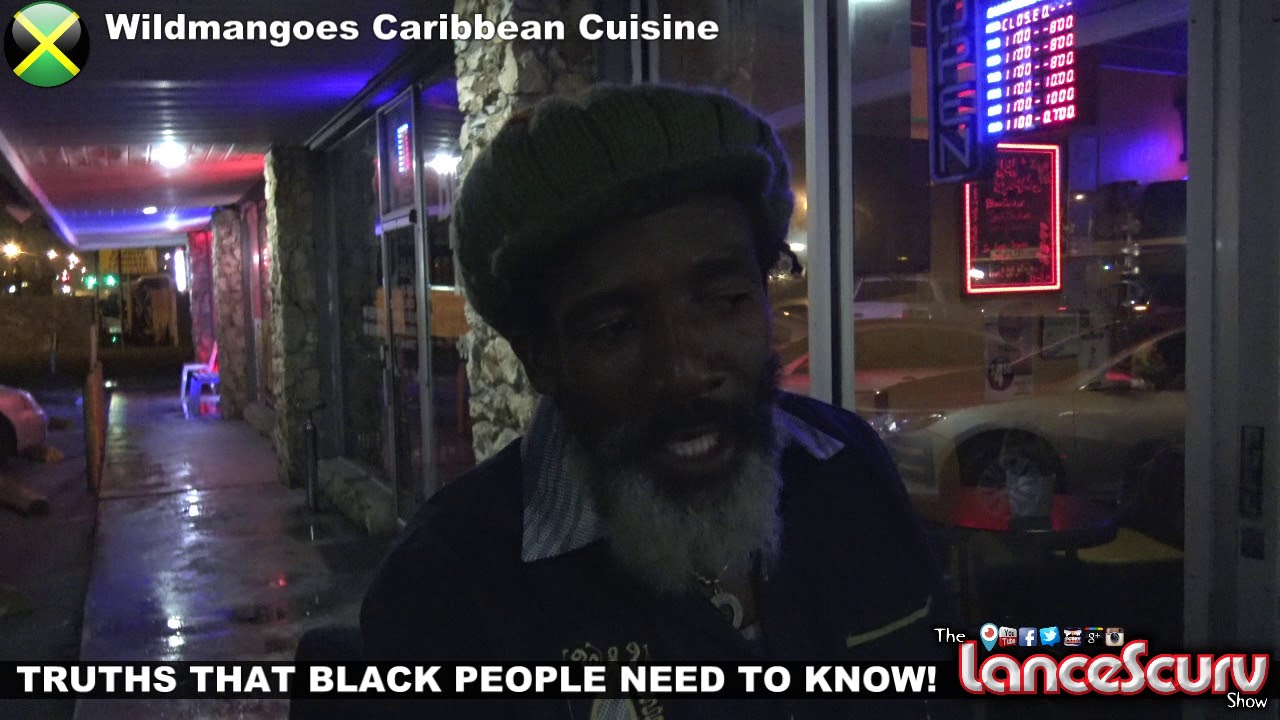 TRUTHS THAT BLACK PEOPLE NEED TO KNOW! - The LanceScurv Show