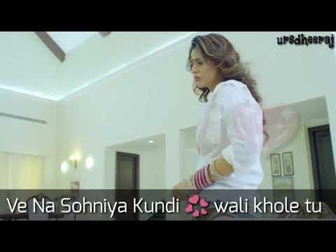 SUNO SARDAR JI By Mehtab Virk Ft. Oshin Brar | Jatt Kamla | Punjabi Video Status 2017
