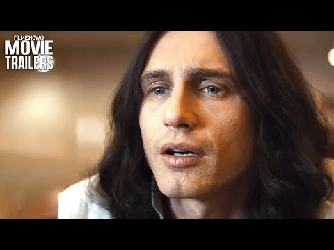 THE DISASTER ARTIST | Clip and Trailer Compilation for James Franco Movie