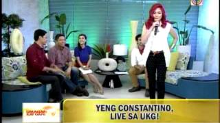 Yeng performs single