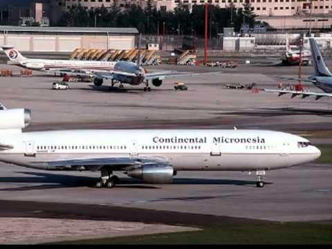 Continental Micronesia Tribute