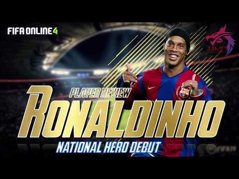 FO4 review | Ronaldinho (NHD) - Phù thủy sân cỏ