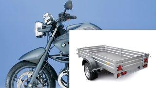 Прицеп для мотоцикла. Жизнь АРИВА(, 2016-05-22T14:59:39.000Z)