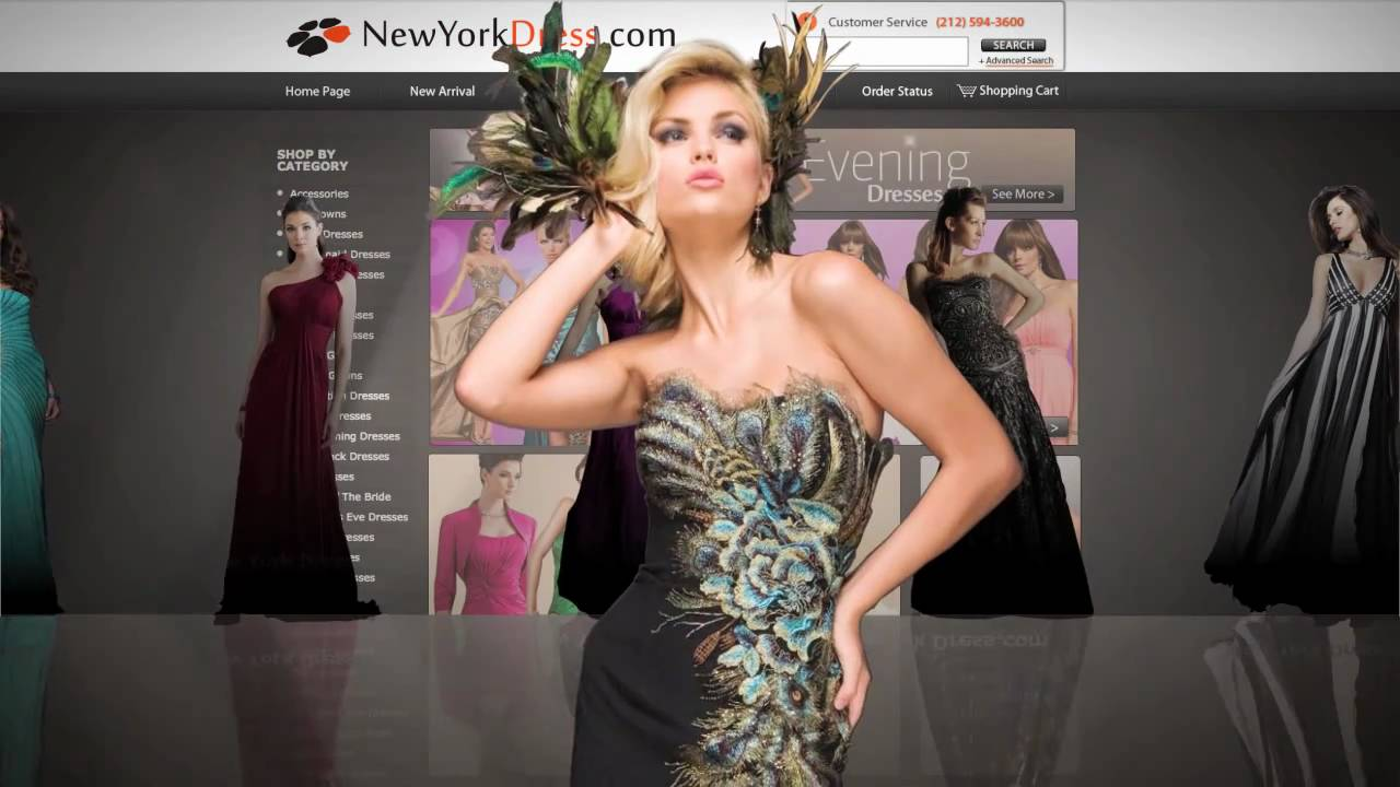 designer dress boutique new york dress youtube. Black Bedroom Furniture Sets. Home Design Ideas