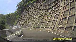 【酷道ドライブ】ストリートビューがない国道399号線 Part1【福島→山形】