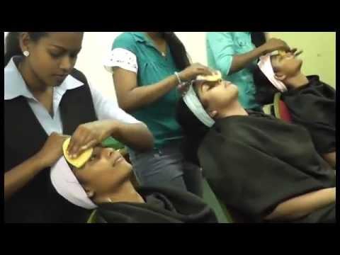 Chandanalepa Beauty Contest - Youth Camp 2015