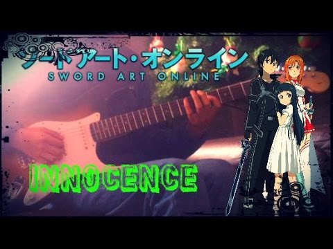 INNOCENCE - Sword Art Online (Opening 2) - Guitar Cover with n1n23n23