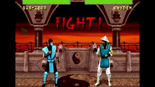 Mortal Kombat 2 But with Mortal Kombat 9 Music