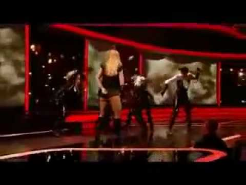 Britney Spears womanizer Live X Factor HQ