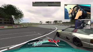 live for speed tandem drifting with lixone onboard e brake camera