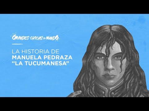 Manuela Pedraza: heroína de las Invasiones Inglesas
