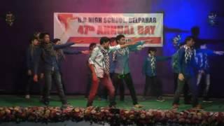 cultural 4 annual function 2016 b r high school belpahar